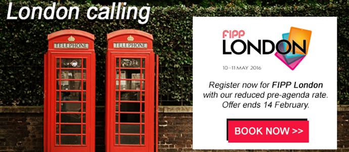 FIPP London promo 2 Feb ()