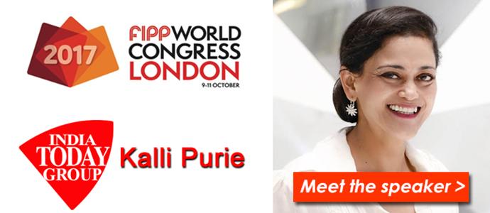 Congress meet the speaker Kalli Purie ()