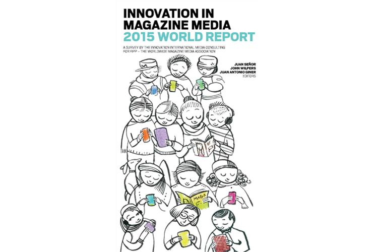 FIPP Innovation in Magazine Media 2015 World Report (Deborah Withey)