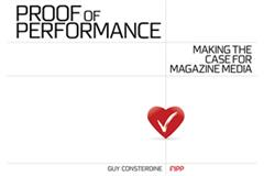 Proof of Performance: Making the case for magazine media ()