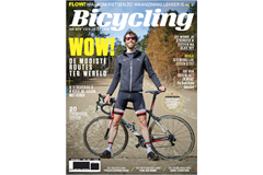 Bicycling Netherlands first cover ()