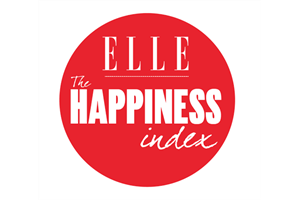Elle happiness index ()