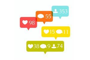 social media comments ()