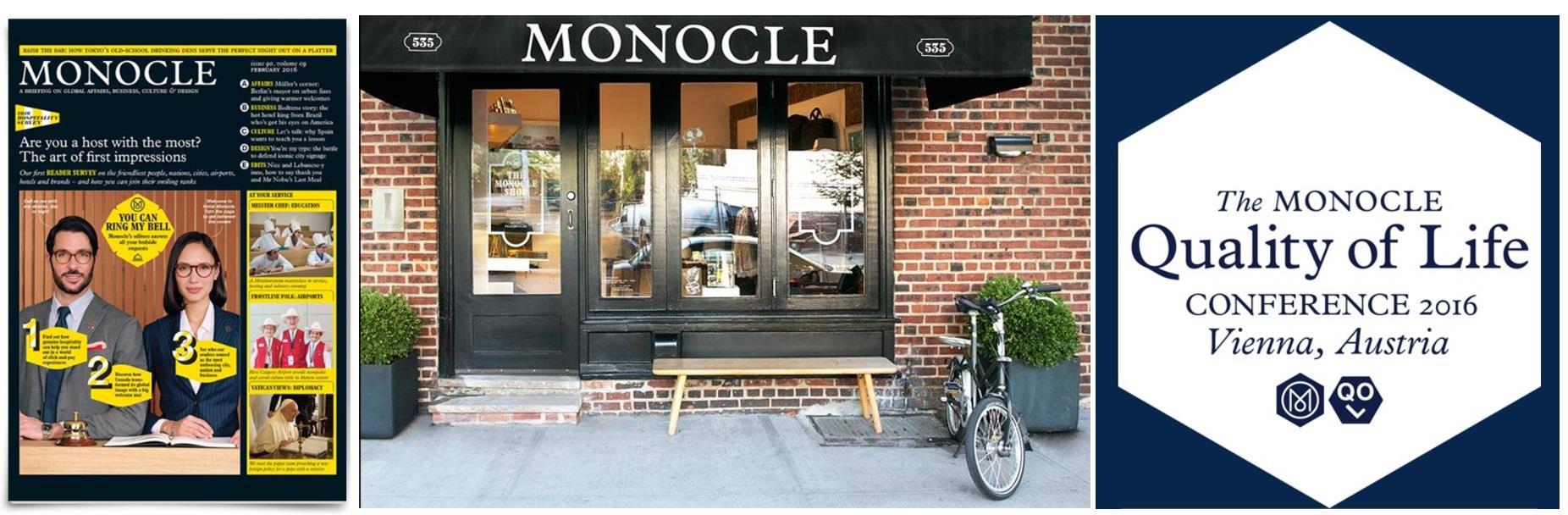 Monocle diversity ()