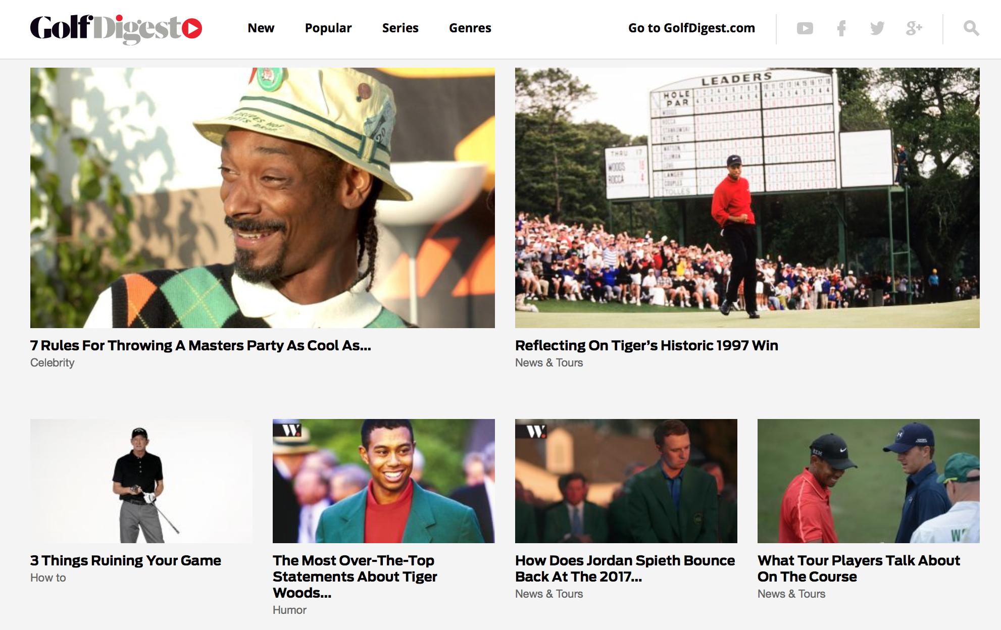 Golf Digest ()