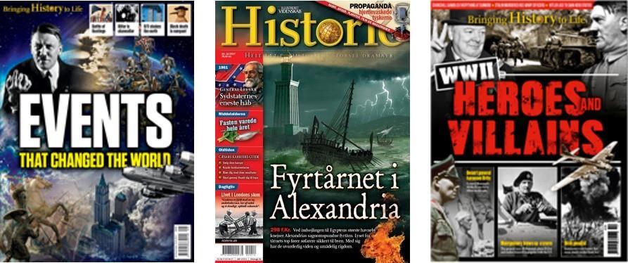Bonnier covers ()
