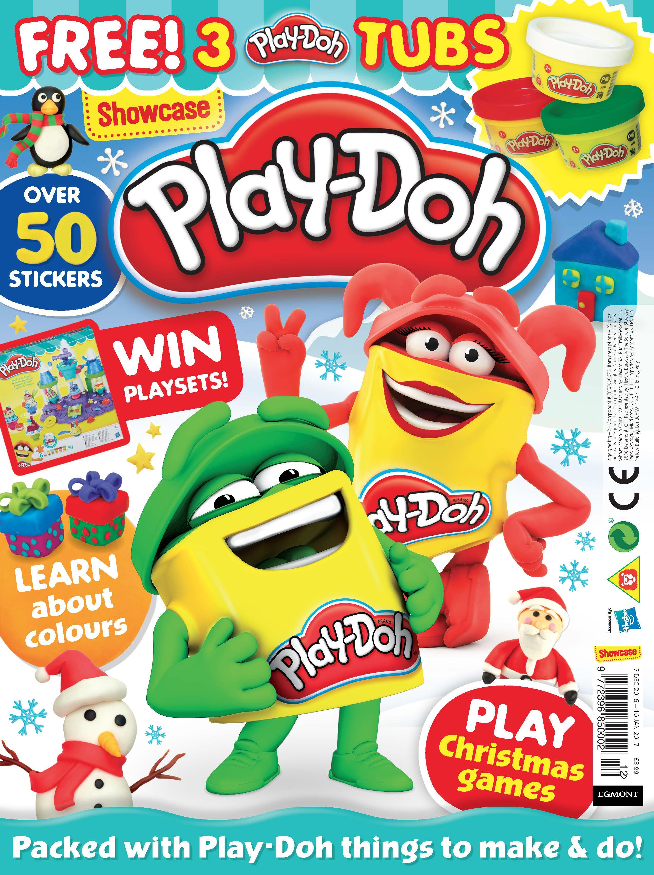 Play-Doh cover ()