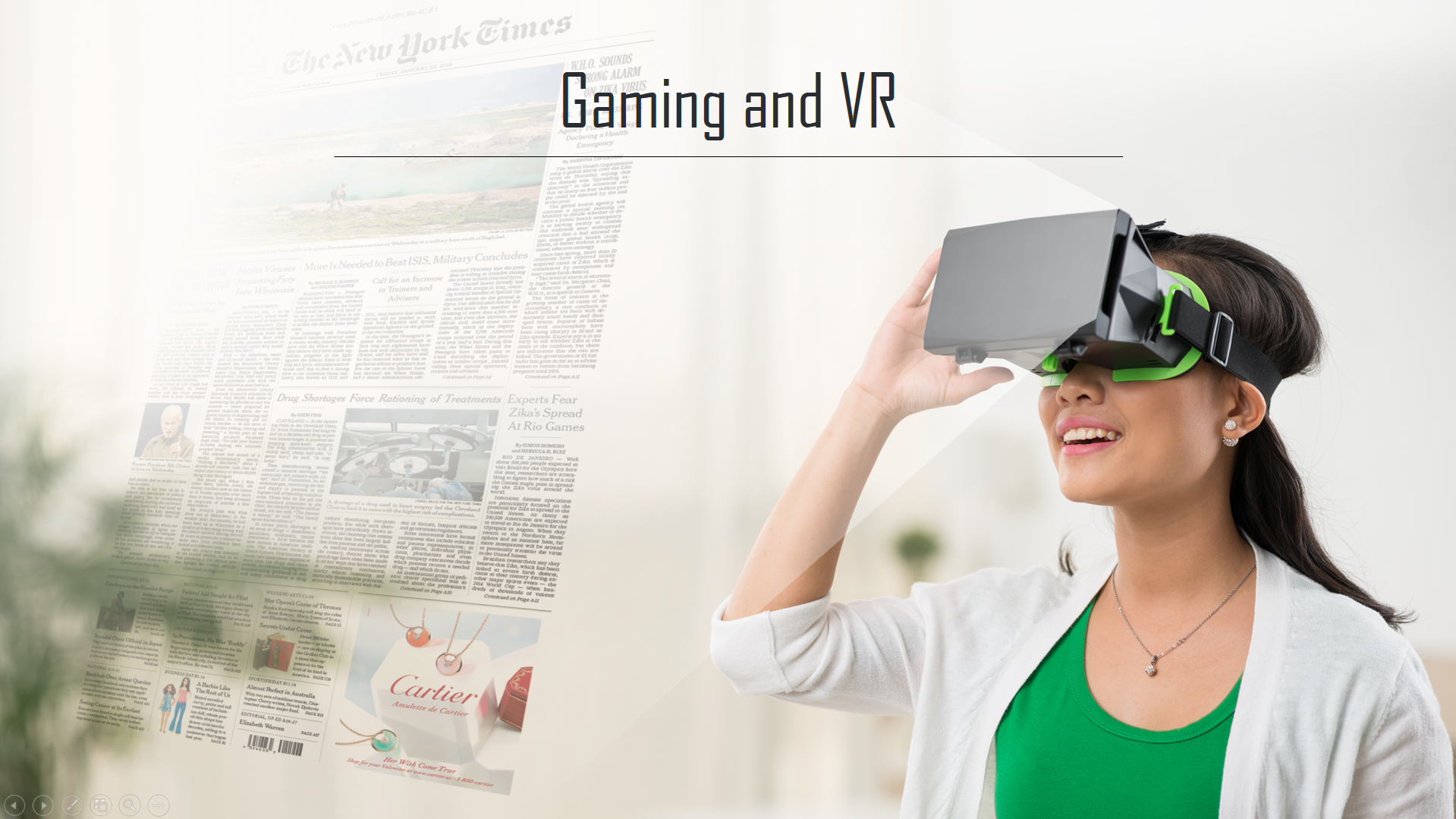 VR NYT ()