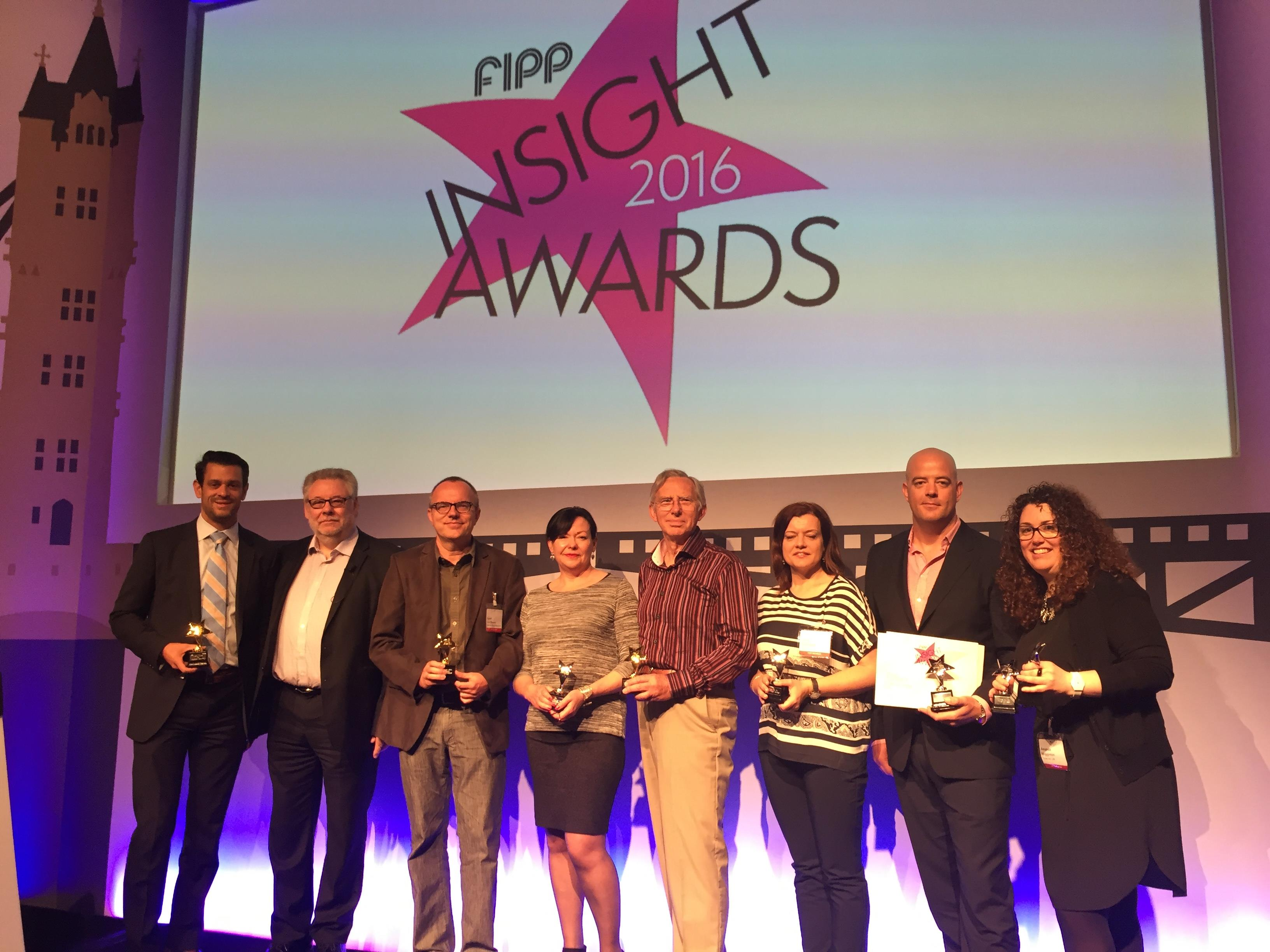 Insight winners 2016 ()