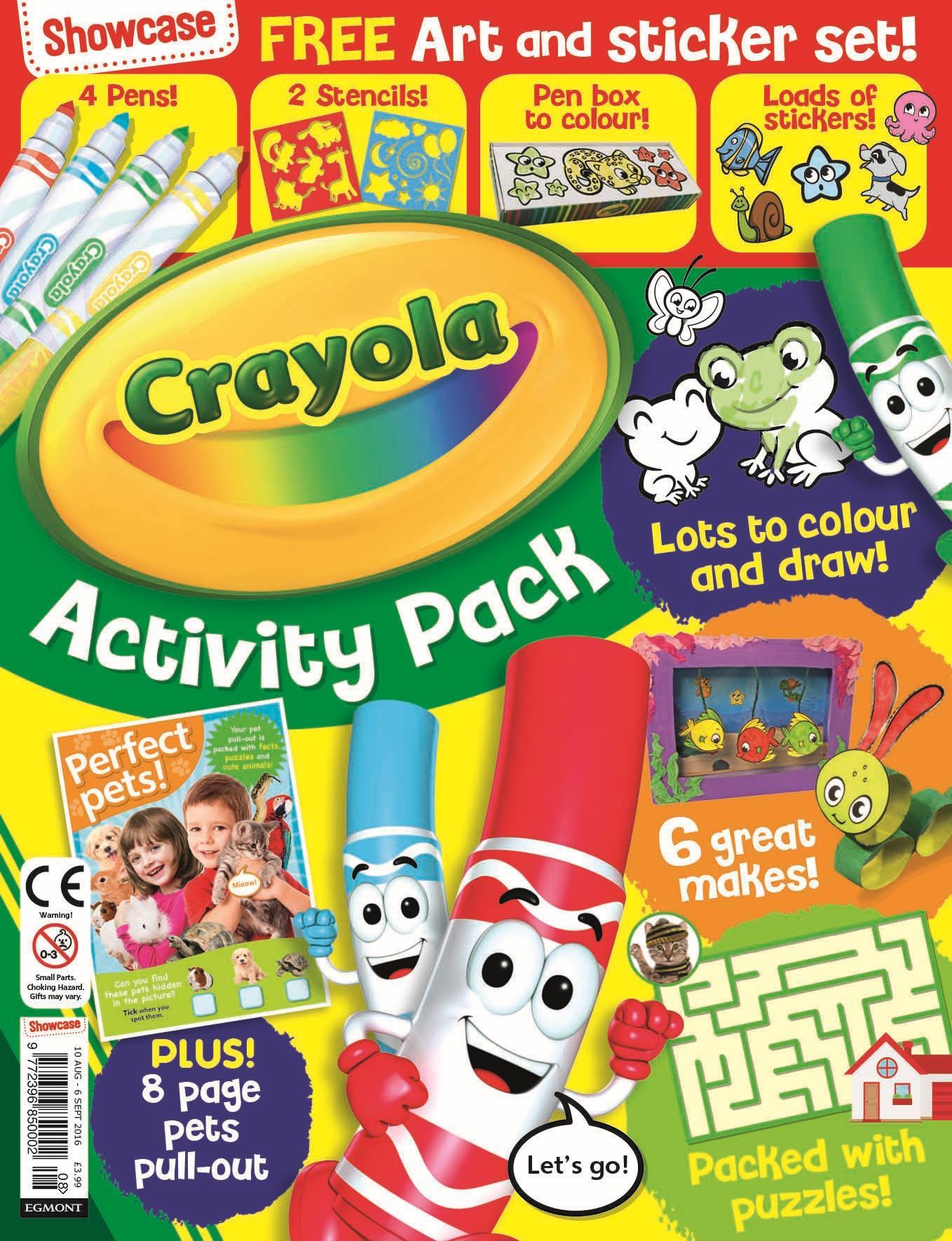 Crayola magazine ()