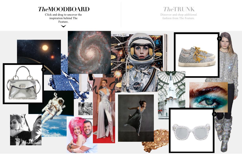 ShopBazaar moodboard ()