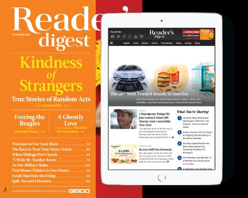 Readers Digest ()