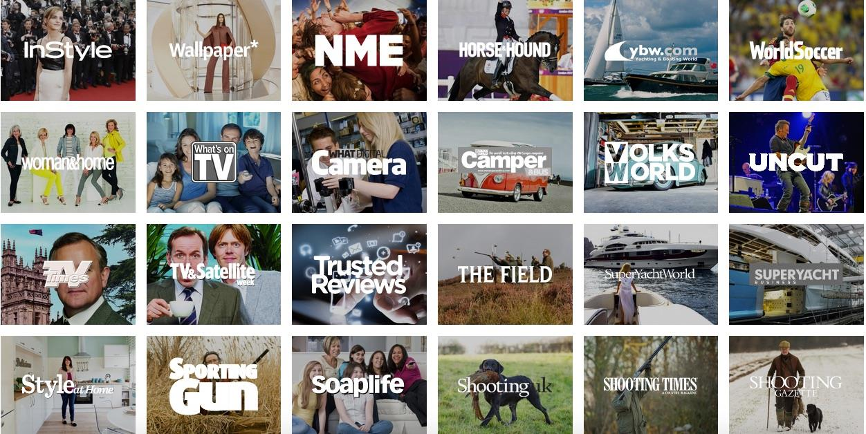 Time Inc UK brands ()