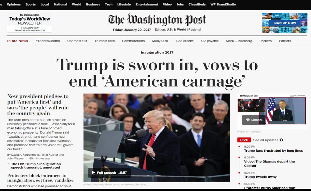 The Washington Post ()