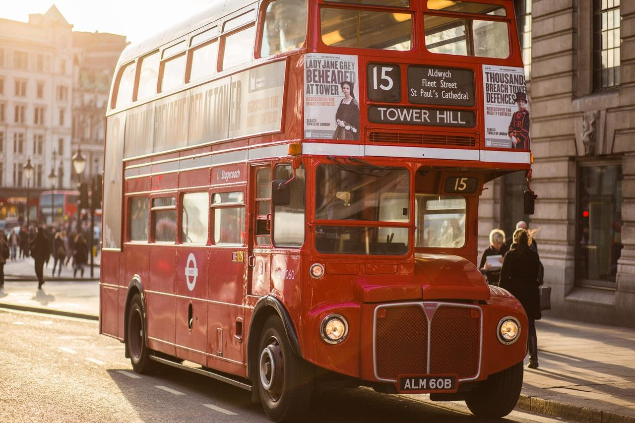 London bus ()
