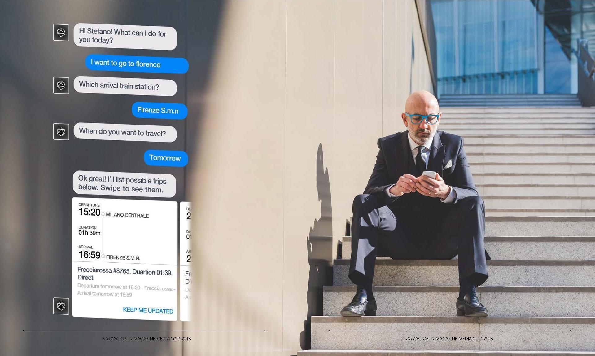 Innovation in Magazine Media 2017-2018 World Report: Chatbots (FIPP)