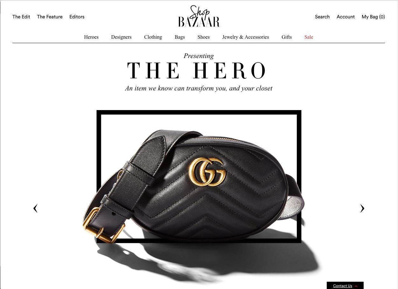 ShopBazaar The Hero ()