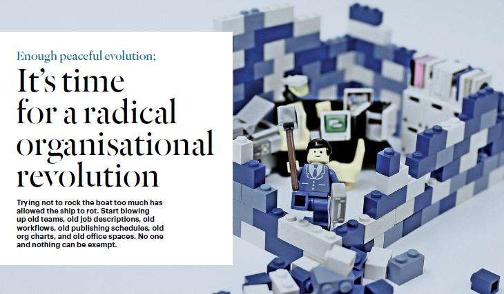 organisation revolution ()