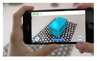 AR to help with purchases (FIPP Innovation in Magazine Media)
