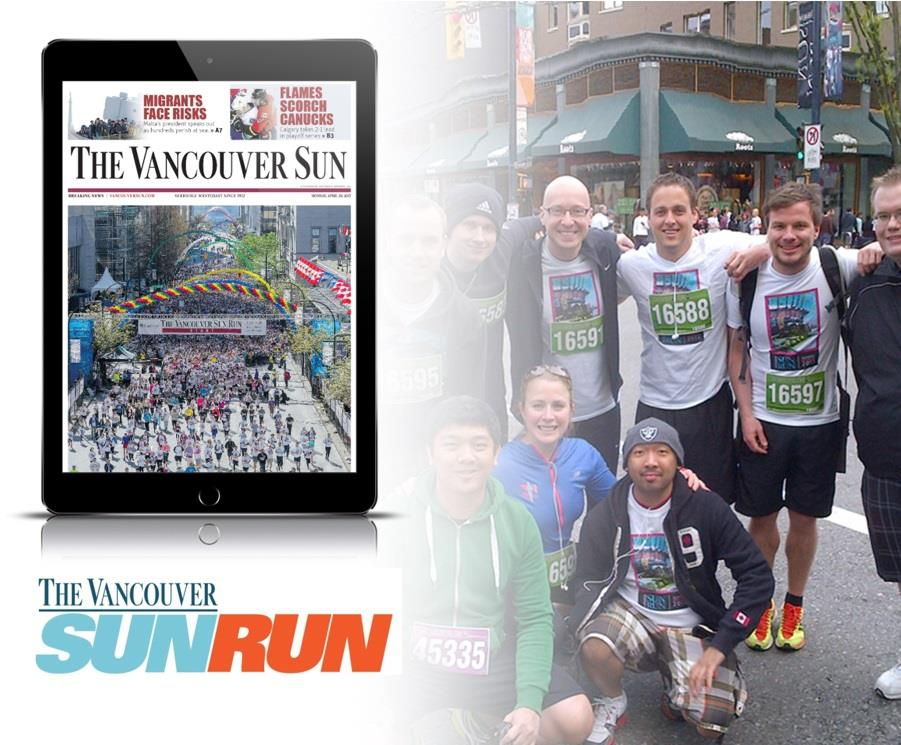 Vancouver sun run ()