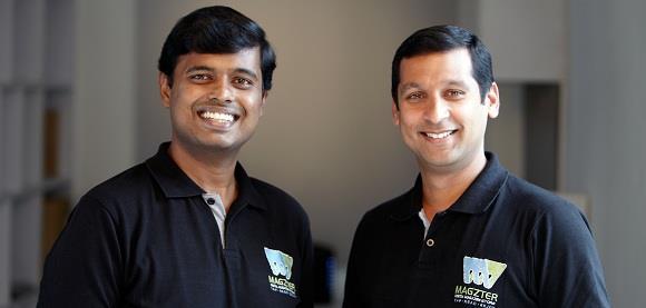 Vijay and Girish, Magzter ()
