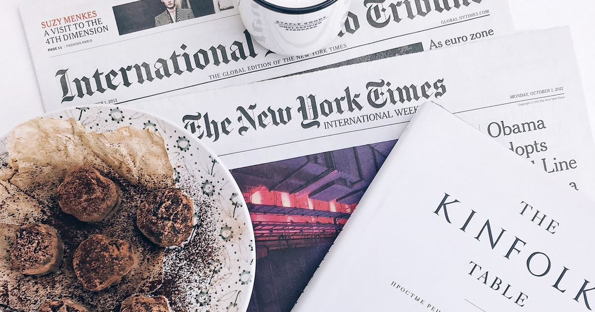New York Times ()