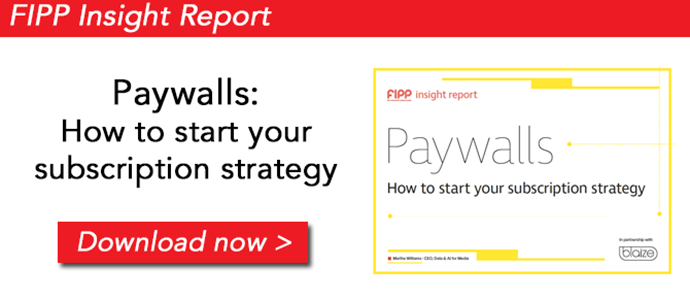 Paywalls report 30 July ()