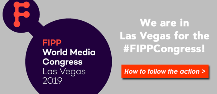 FIPP Congress we are in Vegas 11 Nov 2019 ()