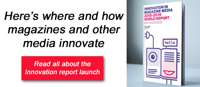 Innovation 2018 Report launch 29 March 2018 ()