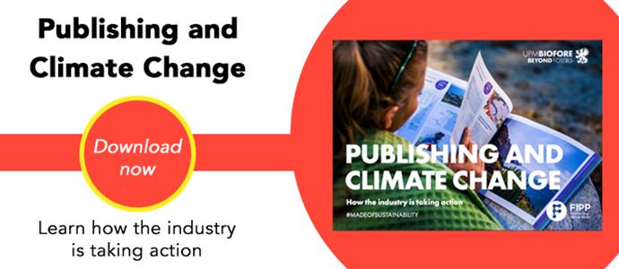 UPM Publishing and Climate Change ()