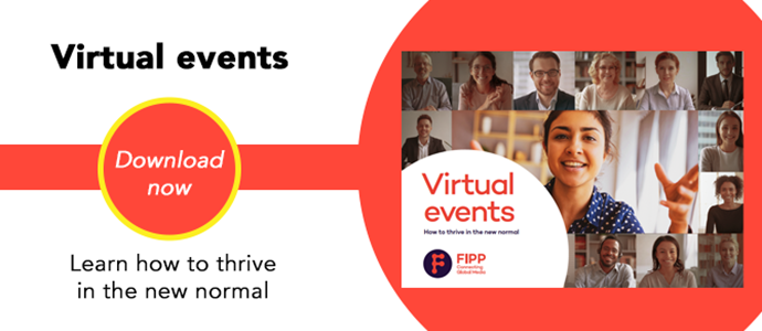 Virtual events report ()