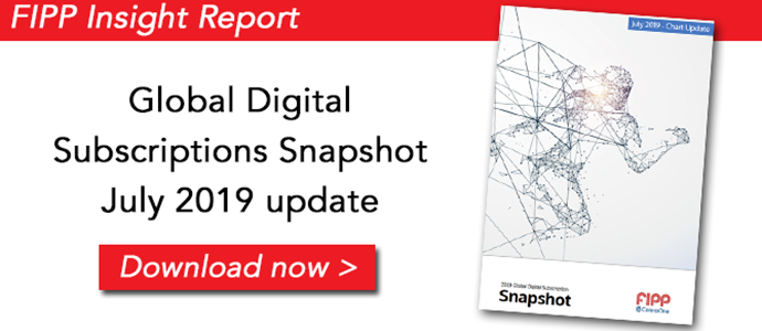 July 2019: Global Digital Subscription Snapshot - 30 July ()