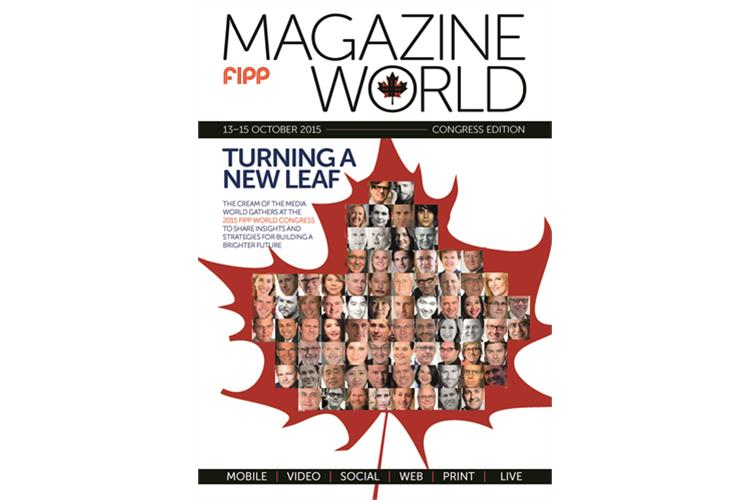Magazine World FIPP World Congress Edition 2015 (Ian Crawford)