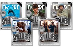 Empire Spielberg covers ()
