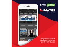 PressReader Quantas app ()