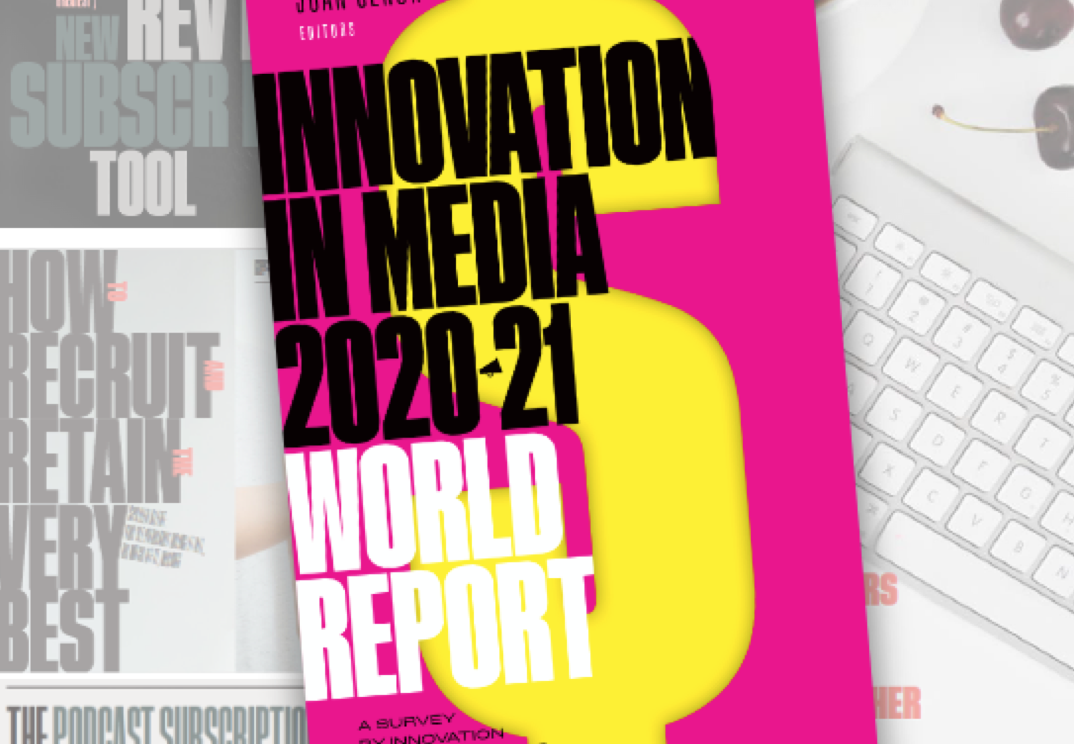 FIPP Innovation in Media 2020-21 World Report ()