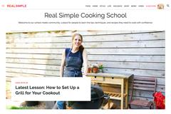 Real simple Cooking School ()
