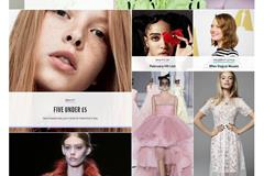 Miss Vogue homepage ()