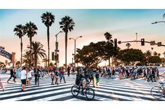Silicon Beach, Los Angeles ()