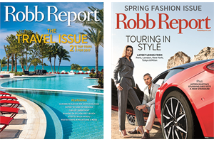 Robb Report mag ()