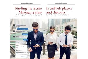 Chapter messaging & chatbots: Innovation in Magazine Media 2017-2018 World Report (Innovation in Magazine Media 2017-2018 World Report)