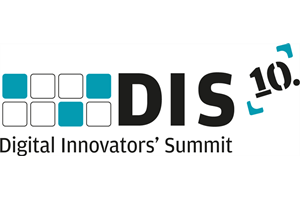 DIS 10th anniversary logo ()
