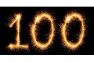 100 speakers ()