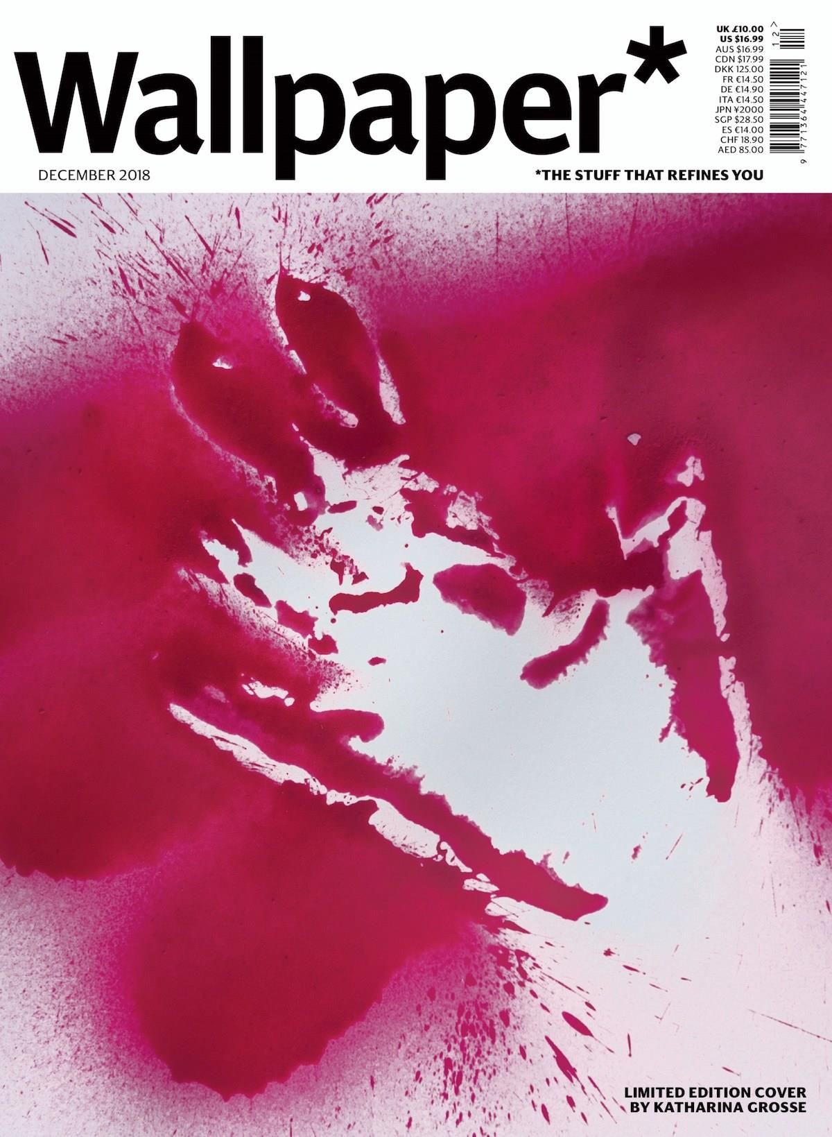 Wallpaper Magazine Announces Senior Team Changes News