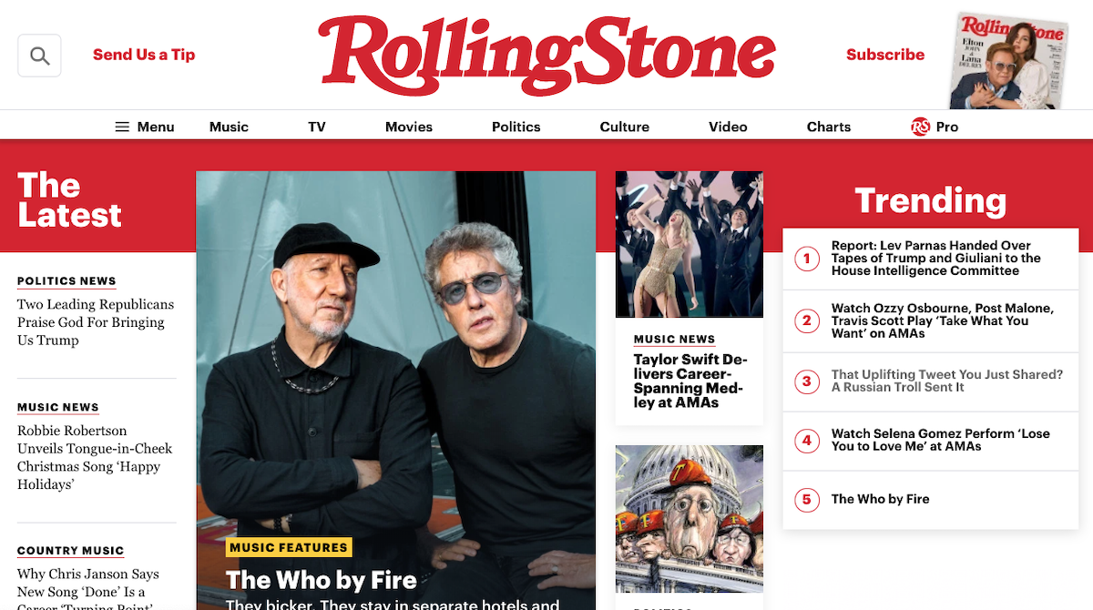 Rolling Stone ()