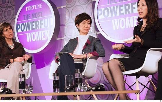 Fortune most powerful women event ()