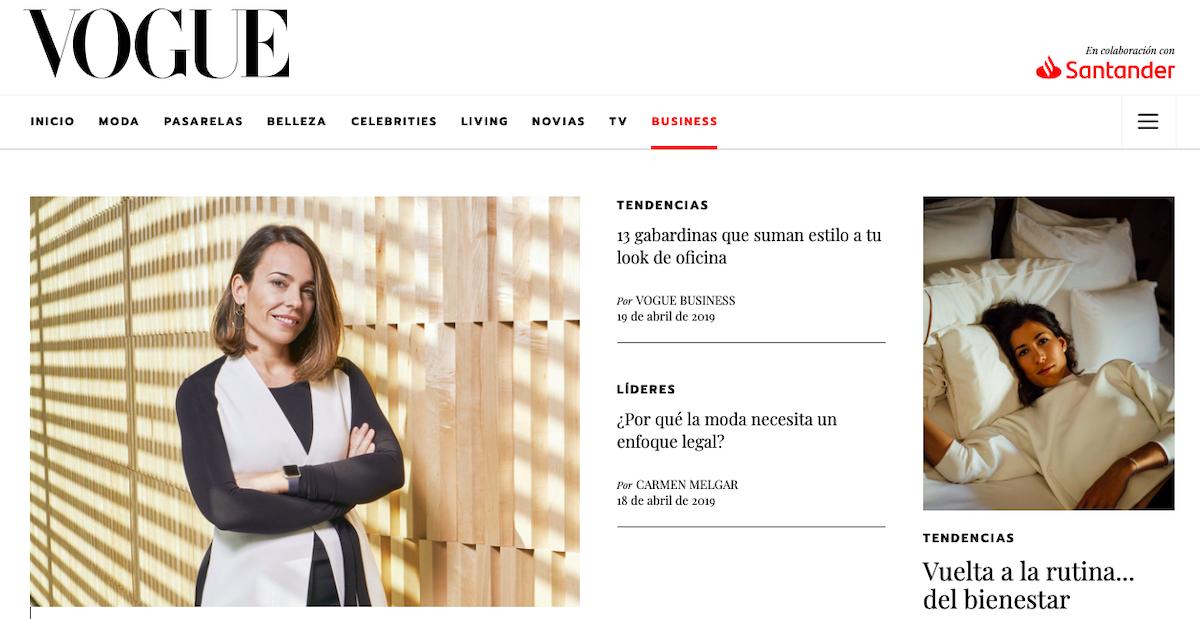 Vogue Business HP ()