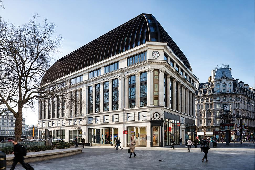 Hearst Uk To Move Headquarters To Leicester Square News