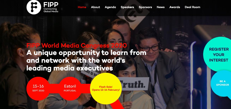 Congress 2020 website ()