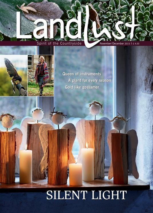 German publisher bring landlust to the uk news fipp landlust will hit uk newsstands on 5 november with its editorial focus on the spirit of the countryside rural life and culture do it yourself arts and solutioingenieria Images